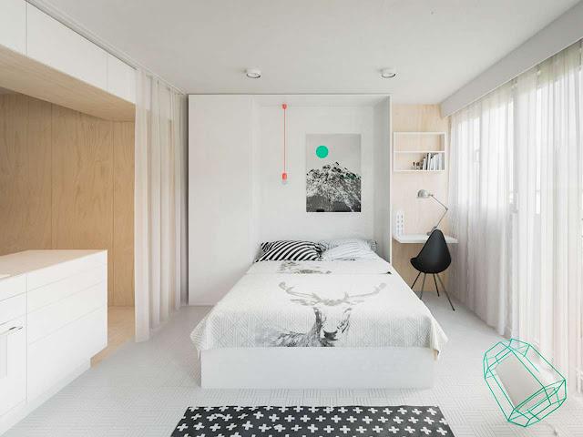 Menciptakan Dekorasi Kamar Tidur Yang Modern Dan Simple Arafuru