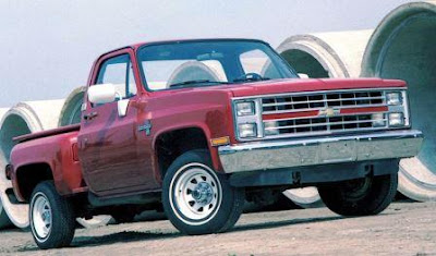 1987 Chevrolet R/V (C/K)