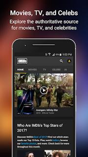 IMDb Movies TV v7.8.3.107830100 Mod APK