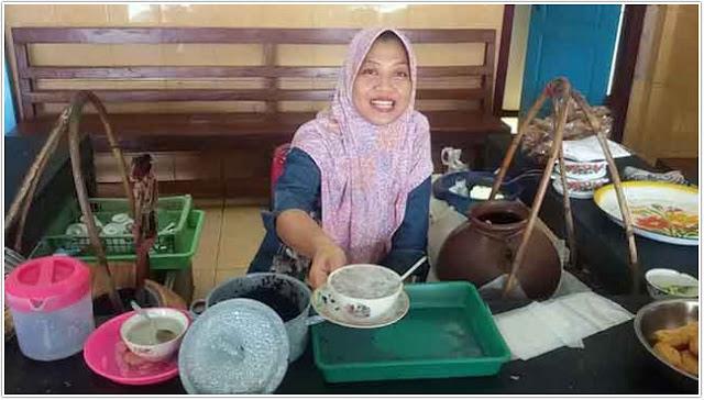 Dawet Jabung Bu Sumini;Top 10 Kuliner Ponorogo;
