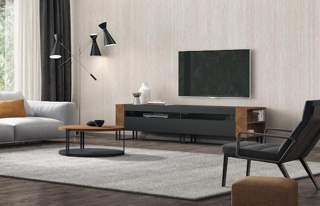 Eleganckie szafki pod telewizor