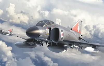 طائرة F-4