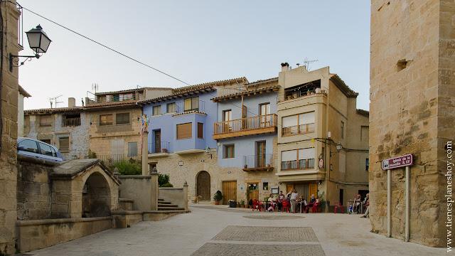 Comarca del Matarraña Ráfales pueblos bonitos Teruel viaje