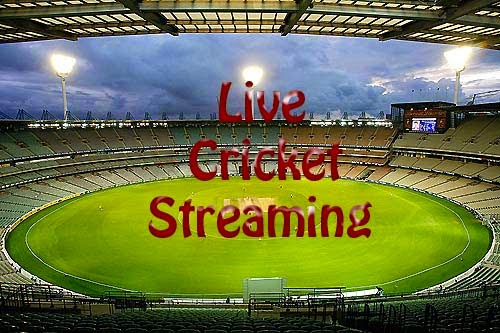 Live cricket streamig