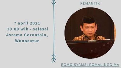 Berebut Wacana di Wonocatur, Romo Samsi Paparkan Polemik Islam di Gorontalo