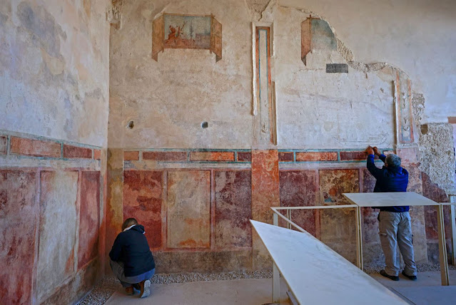 Israel unveils parts of Herod's palace buried by Judean king