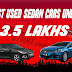 Best Used Sedan Car Under 3.5 Lakhs in India