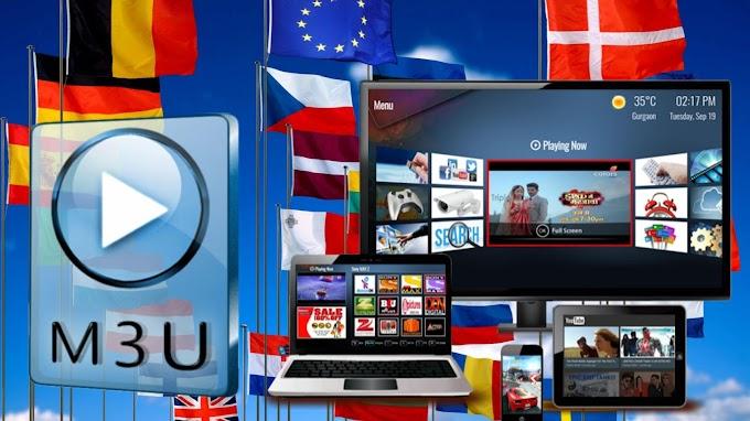 BEST FREE IPTV M3U PLUS DE 7000 CHAINES