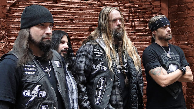 Video: Black Label Society - A Spoke in the Wheel