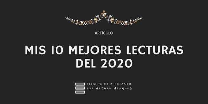 Mis 10 mejores lecturas del 2020