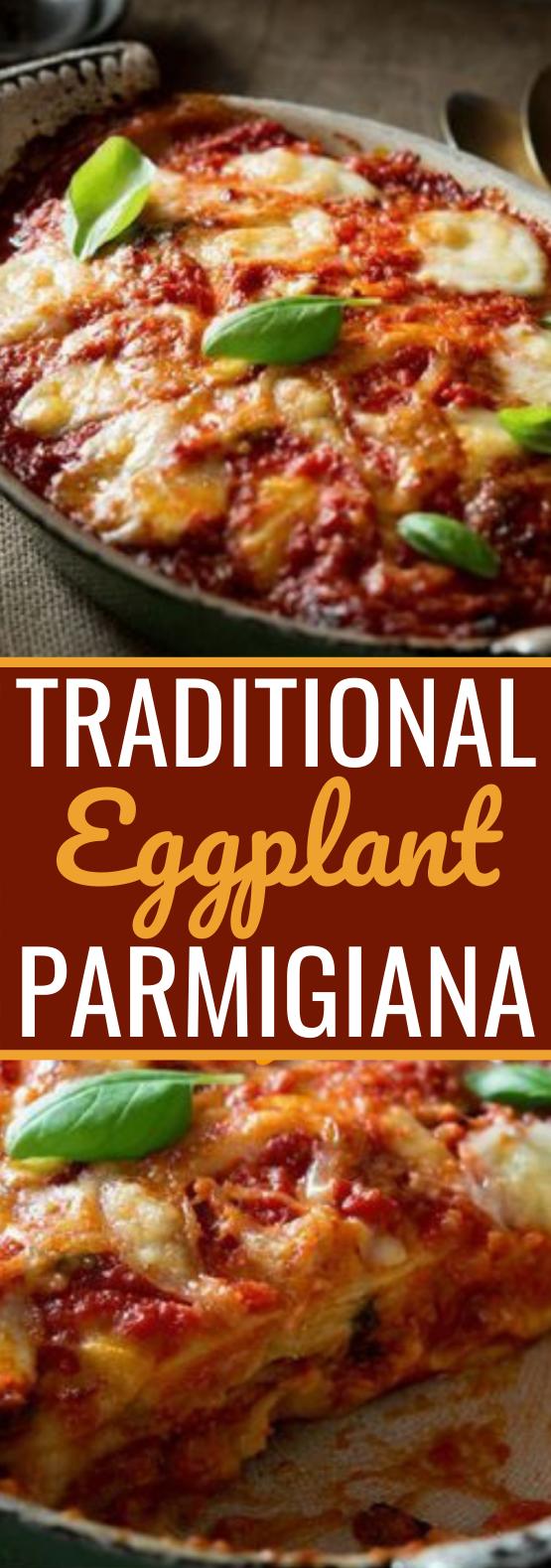 Parmigiana di Melanzane #dinner #italian #recipes #lasagna #weeknight