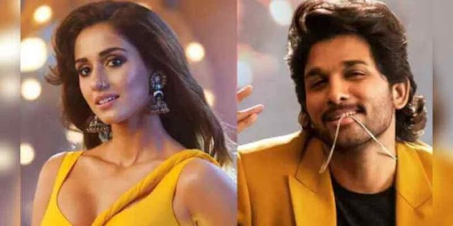 अल्लू अर्जुन की फिल्म पुष्पा में डांस नंबर करेंगी दिशा पटानी