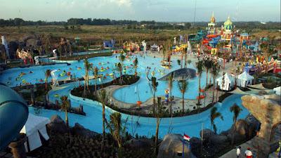 Ciputra Waterpark Surabaya