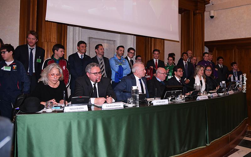 Ac ossona special senato della repubblica italiana for Senato della repubblica