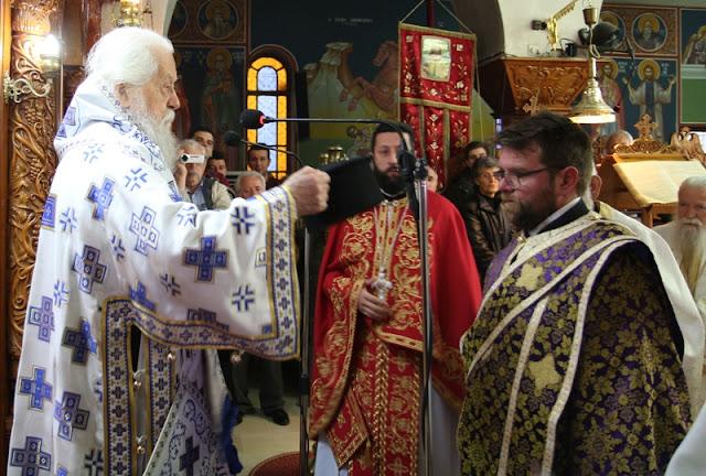 Παραμυθιά: Η αναστήλωση των Ιερών Εικόνων και χειροτονία νέου ιερέα