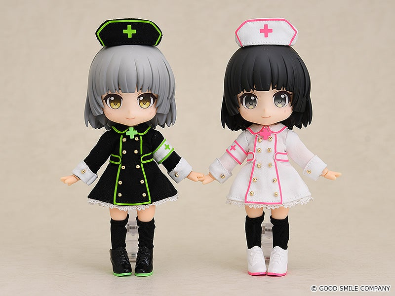 Nendoroid Doll - Nendoroid Doll Outfit Set (Nurse - White) (Good Smile Company)