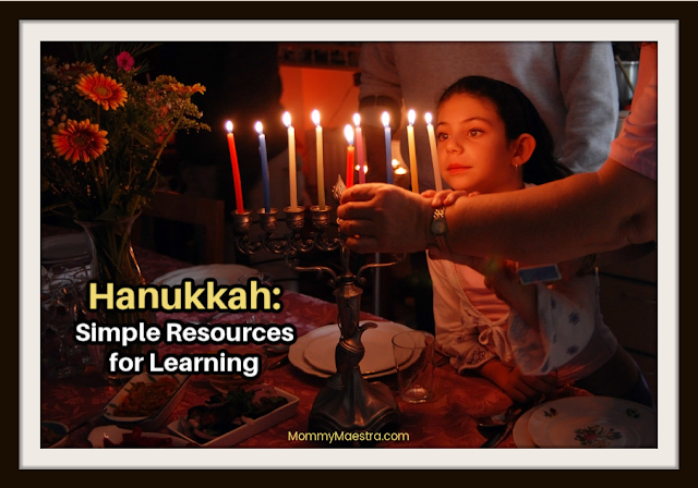 Hanukkah: Simple Resources for Learning