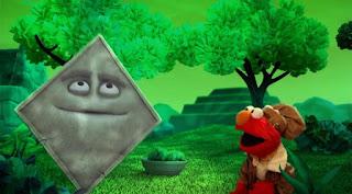 Sesame Street Episode 4314 Sesame Street OSaurus season 43, Temple of Spoons, Nose McDonald, The Queen of Nacho Picchu, Elmo the Musical Guacamole the Musical, the Rhombus of Recipes