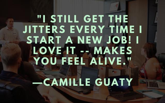new job quotes