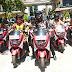 Bupati Klaten Hj Sri Mulyani Serahkan Motor NMAX Untuk 401 Kades Dan Lurah.