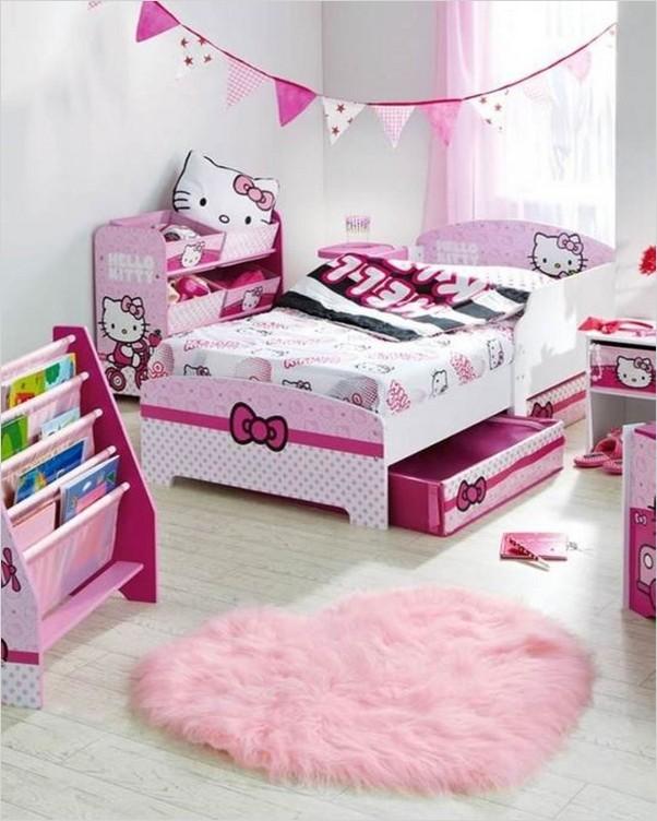 Kids Bedroom Sets Girls Home Interior Exterior Decor Design Ideas