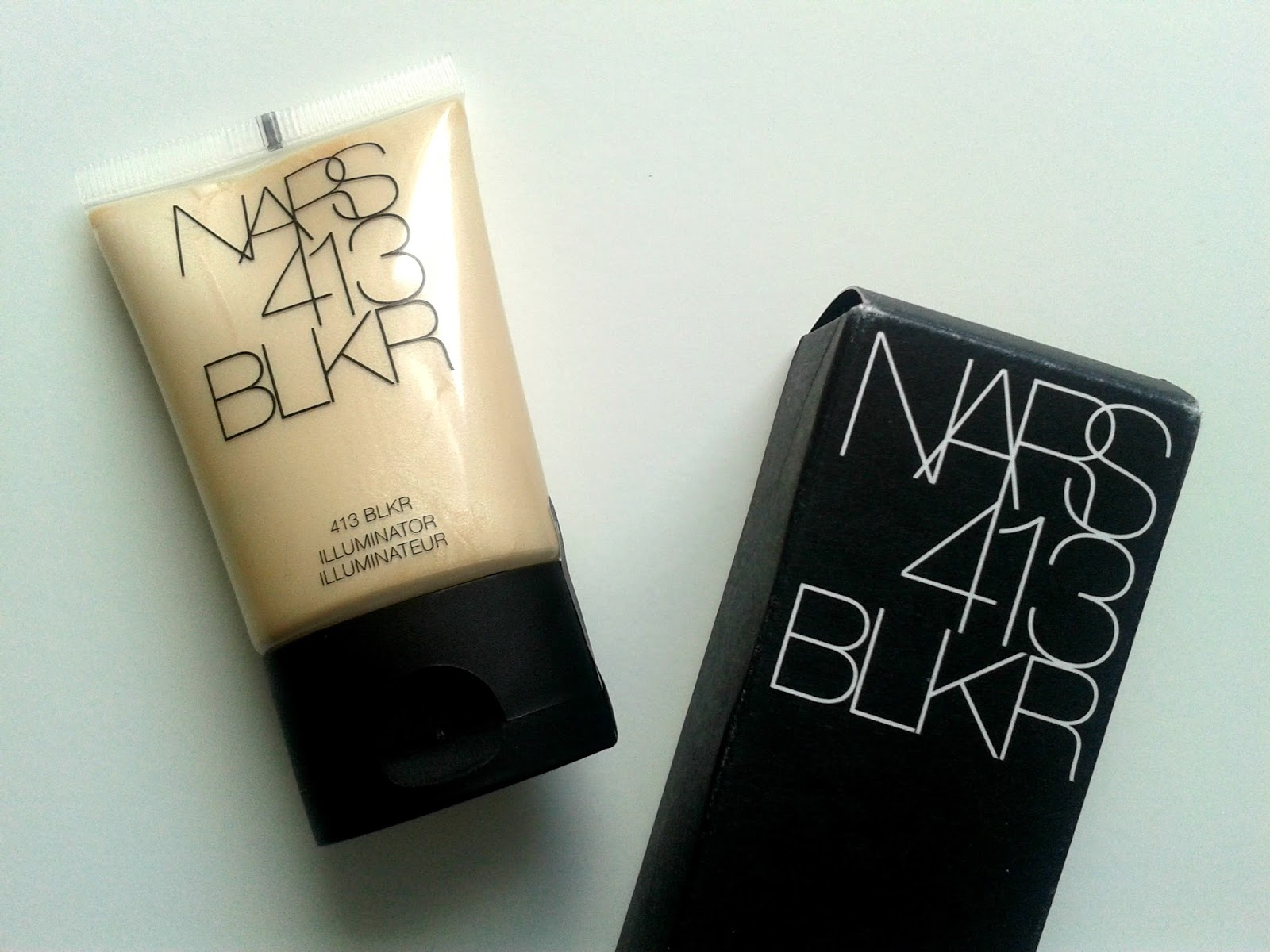 NARS 413 BLKR Illuminator Beauty Review Limited Edition