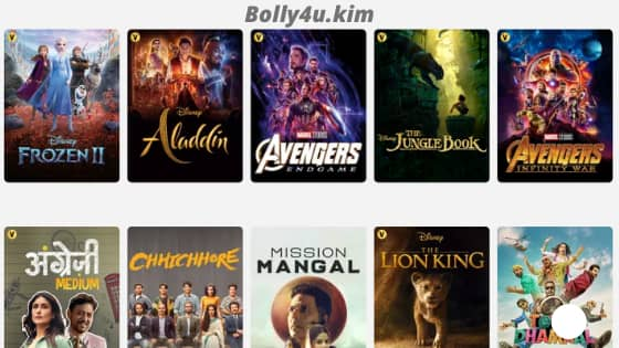 Bolly4u Bollywood hindi movies download Bolly4u Website Bollywood Movies Download For Free