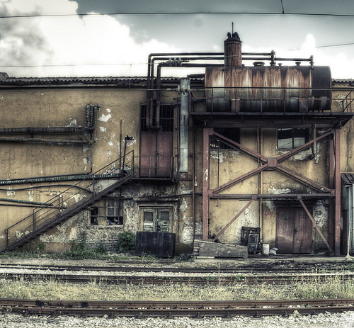 Factory in Decay