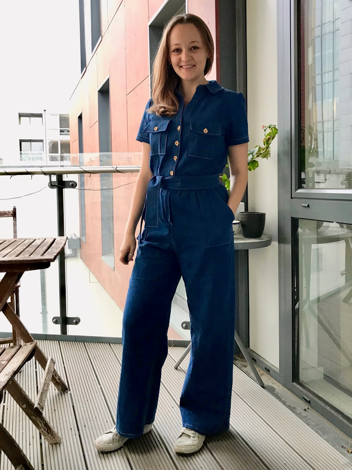 Women's Clothing Aggressive Spring Autumn Women Denim Jumpsuit Ladies Loose Jeans Rompers Female Casual Purple Denim Overall Playsuit With Pocket Ture 100% Guarantee Jeans