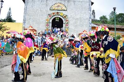 Feria Xochitlán todos Santos 2018