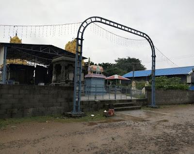 Nidheeswarar Temple Annamputhur Villupuram