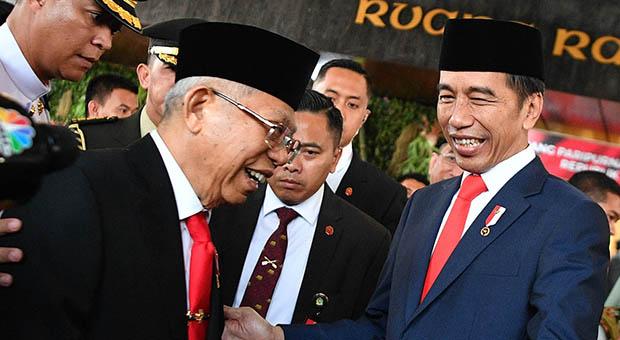 Susunan Rampung, Jokowi Segera Lantik Para Wakil Menteri
