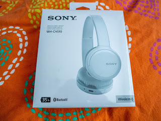 Sony CH510 Bluetooth headset
