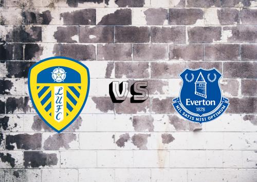 Leeds United vs Everton  Resumen
