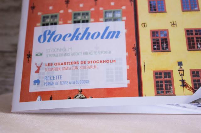 Nos Curieux Voyageurs Stockholm