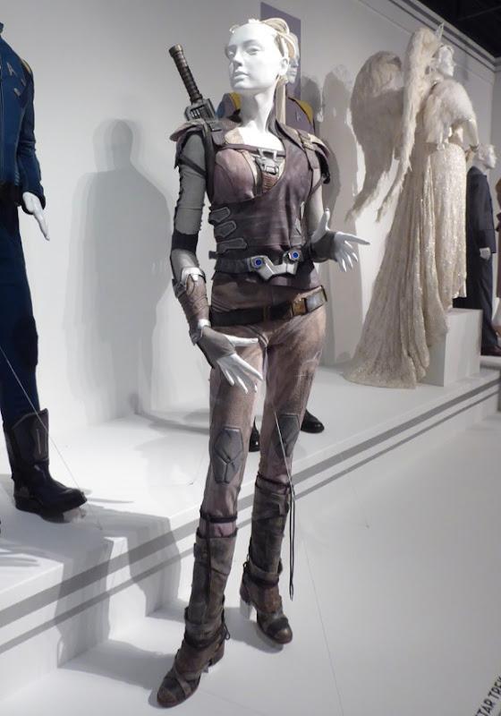 Sofia Boutella Star Trek Beyond Jaylah costume