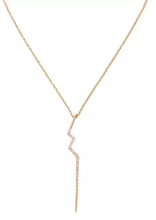 Stella & Dot Lightning Necklace, as seen on Holly Robinson Peete