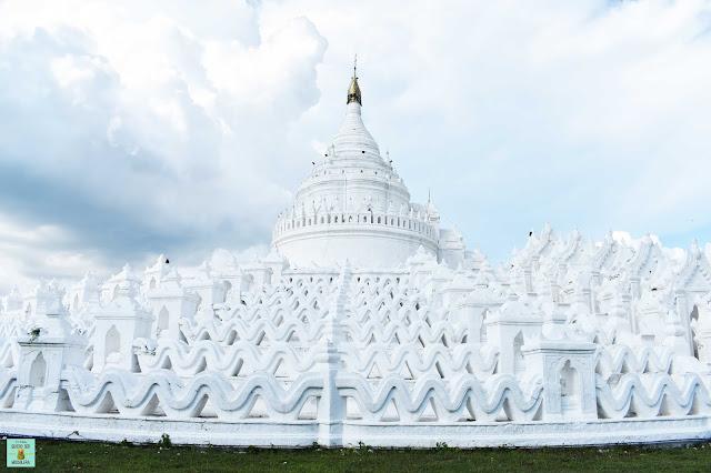 Hsinbyume Pagoda, Mingun