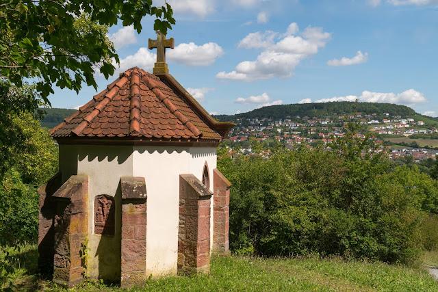 Panoramaweg Taubertal Etappe 3 Tauberbischofsheim - Bad Mergentheim 13
