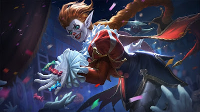 Karrie Elite Skin Jester Mobile Legends