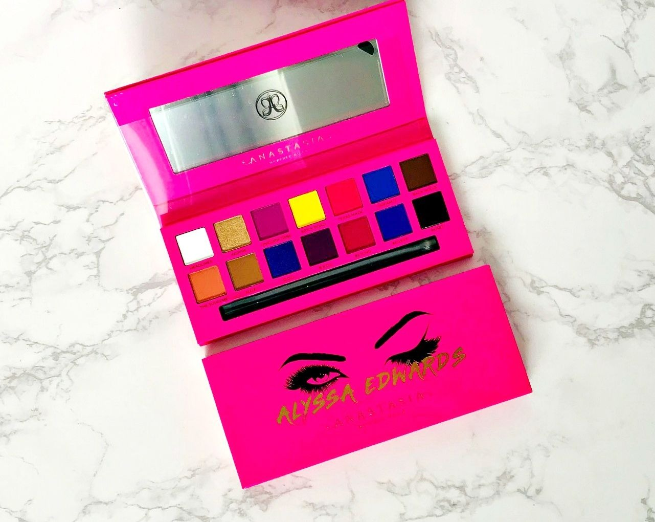 Win an Anastasia Beverly Hills X Alyssa Edwards Palette