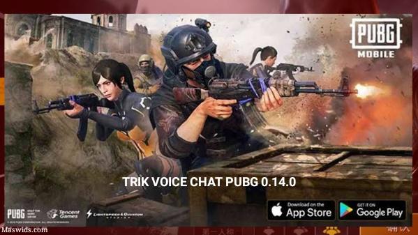voice chat pubg mobile 0.14.0