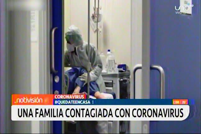 VIDEO: Familia entera de Patacamaya dio positivo al coronavirus; sería por contagio en la fiesta de días pasados