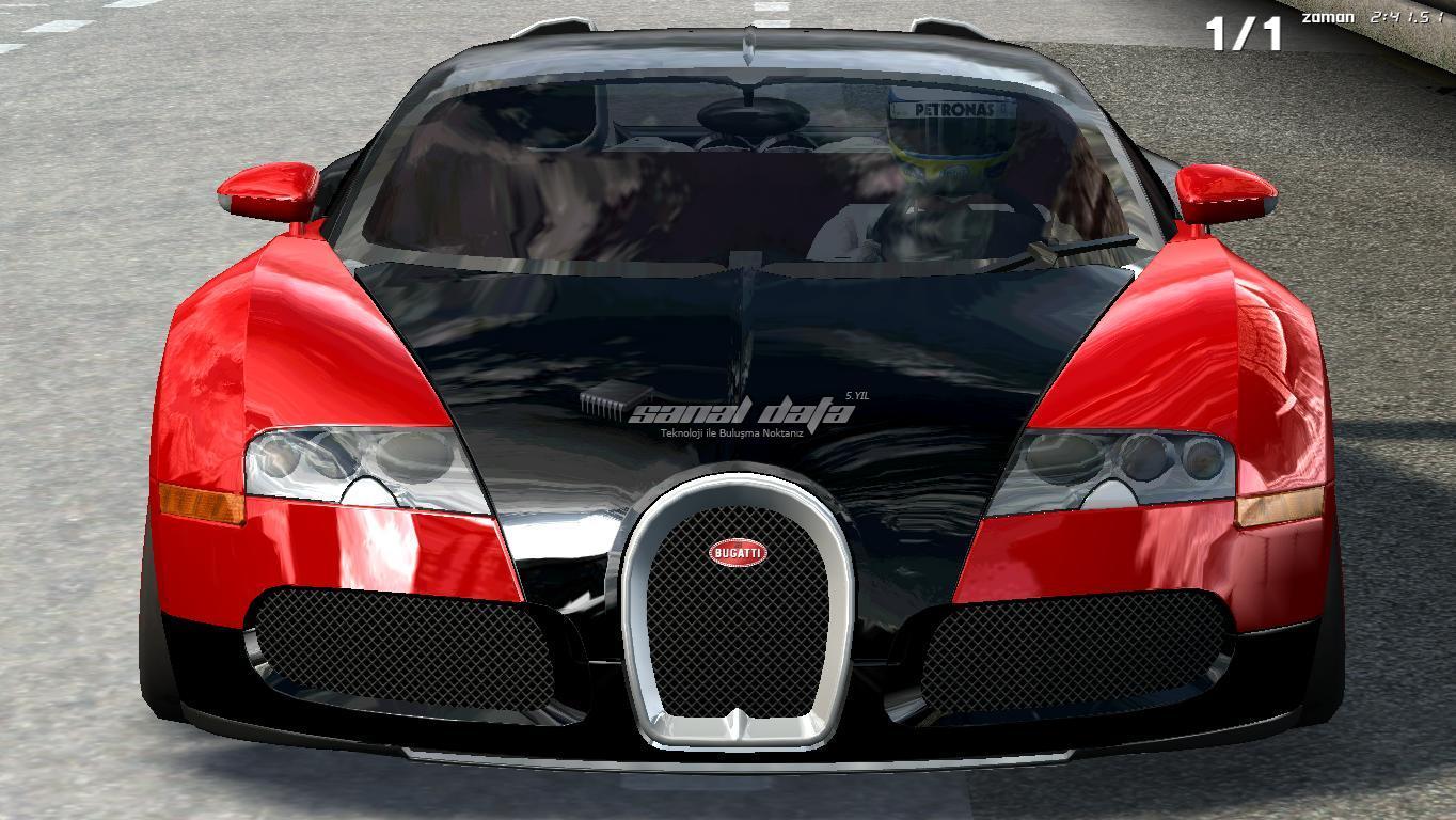 live for speed bugatti veyron yamas ndir lfs araba. Black Bedroom Furniture Sets. Home Design Ideas