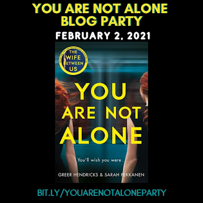 You are not alone graphic