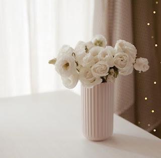 buket bunga lisianthus