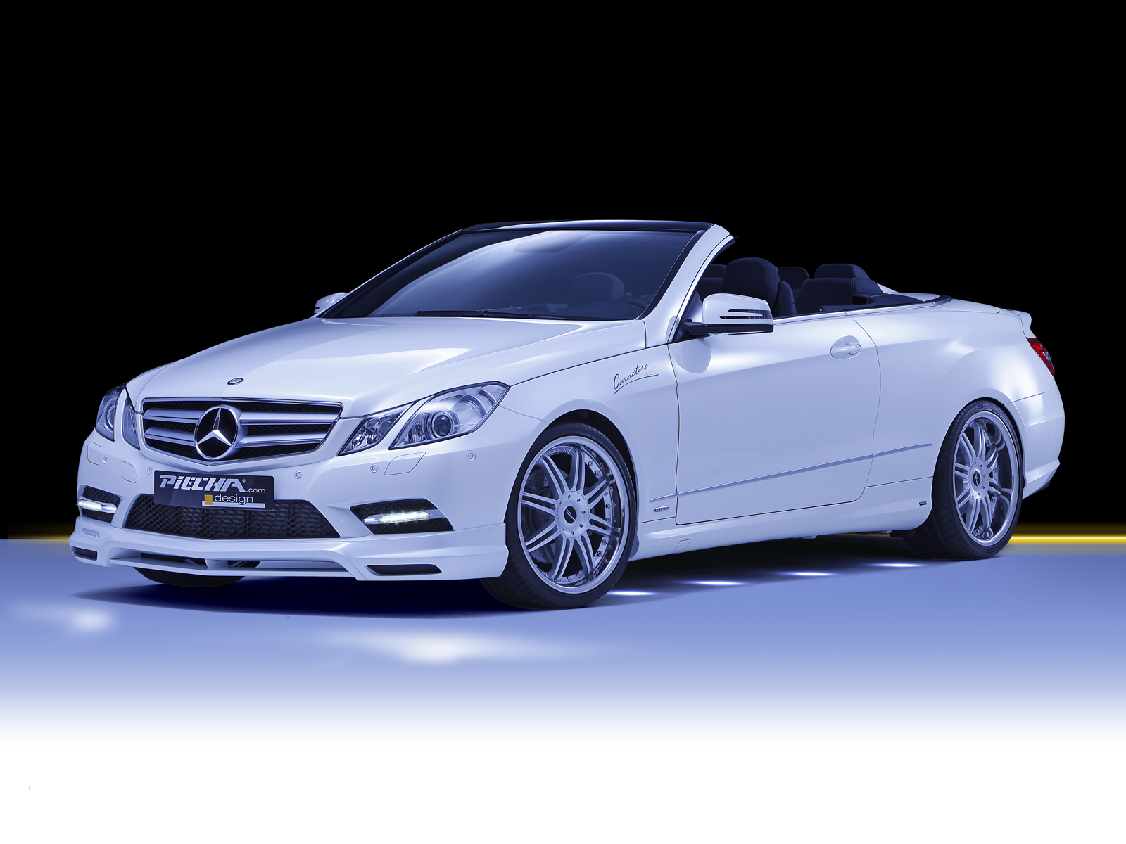 piecha makes the latest mercedes e class coupe. Black Bedroom Furniture Sets. Home Design Ideas