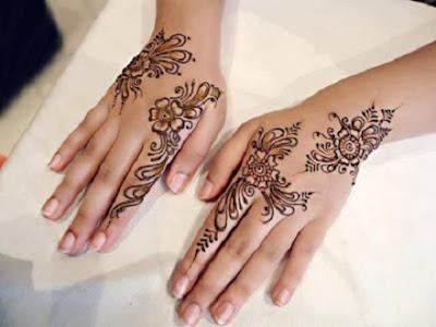Mehndi Hand Patterns Diwali : Best diwali special mehndi design simple and easy