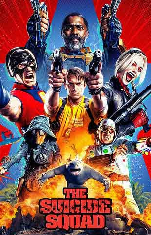 The Suicide Squad 2021 Full Movie download In Hindi 300MB