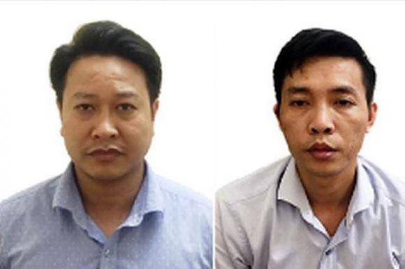 Bộ Công an khởi tố tội nhận hối lộ vụ gian lận điểm ở Hòa Bình